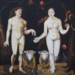 Adam, Eve and Dolly
